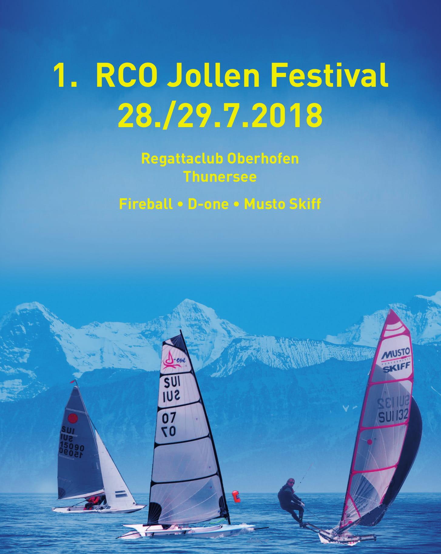 Jollenfestival 2018 1